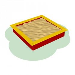 """Sandbox """"Sportkid"""""""