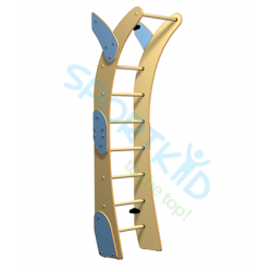 Climbing wallbar Sportkid Moon Big