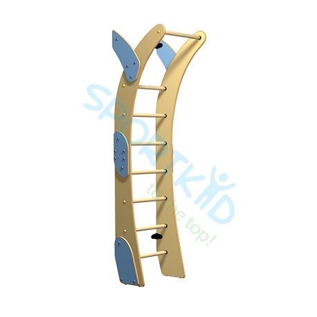 Climbing frame toddler (MOON SMALL)