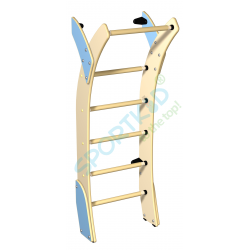 Climbing wallbar Sportkid Moon Small