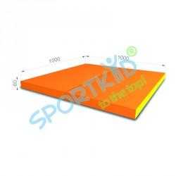 Folding mat kid 1000*1000*60 (2x)