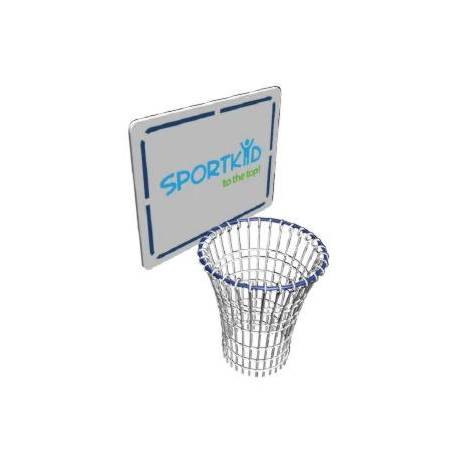 BACKBOARD WITH HOOP