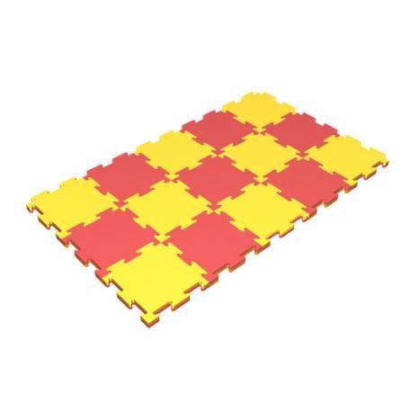 Puzzle mat 15