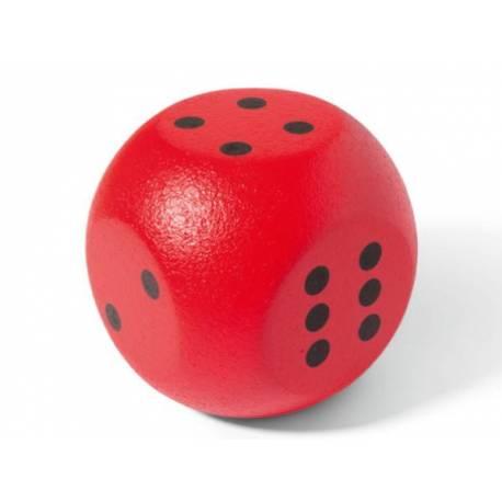 Punane mänguklots, 300mm