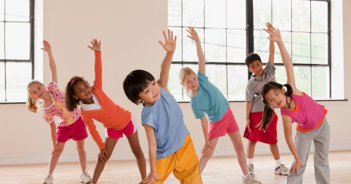 Children and Exercise SportKID